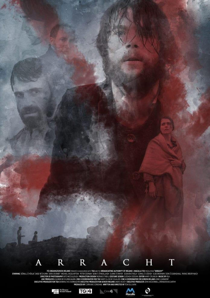 arracht film poster galway daily tom sullivan connemara film