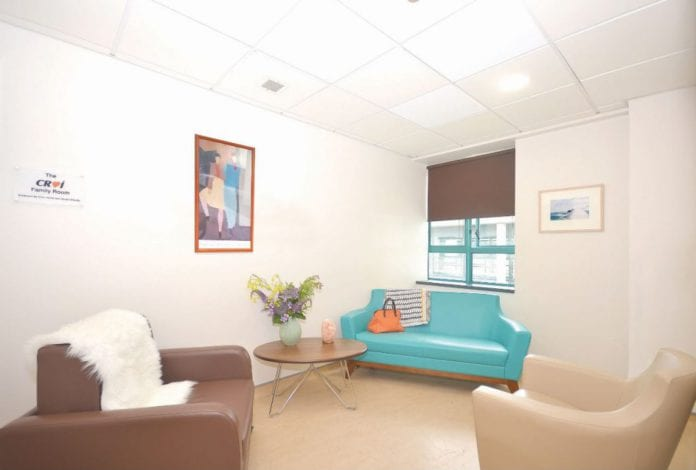 Galway Daily news Croi Family room opens at UHG