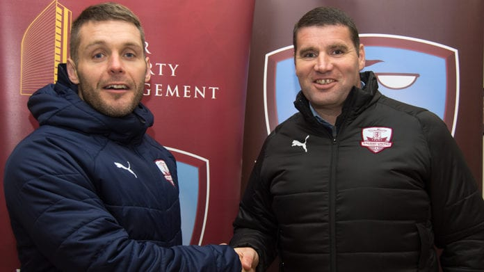 Galway Daily soccer Colin Fortune appointed Assistant Manager at Galway United