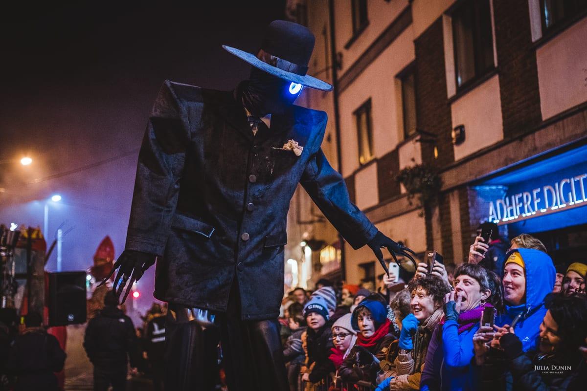 Macnas Halloween Parade