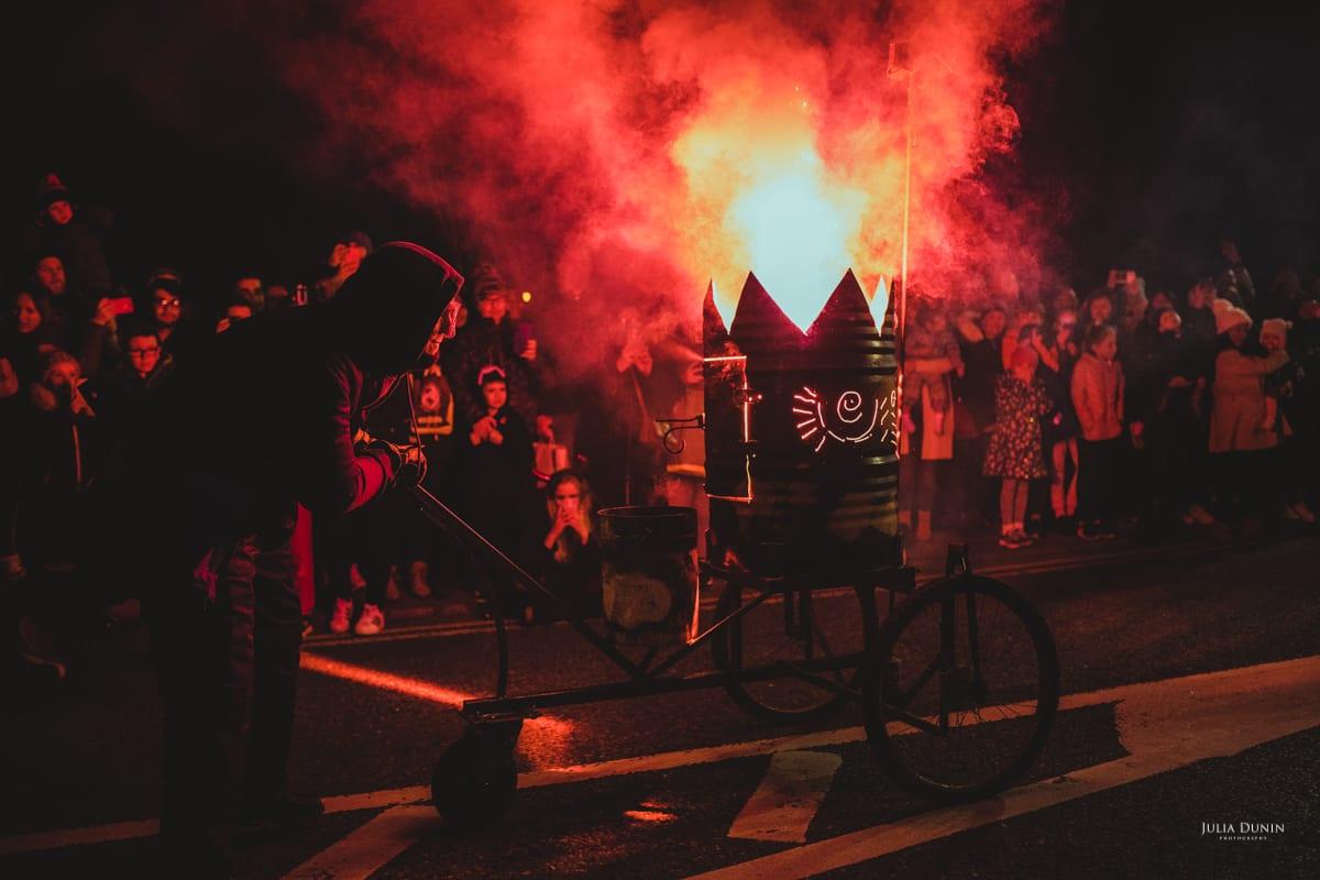 Haloween parade