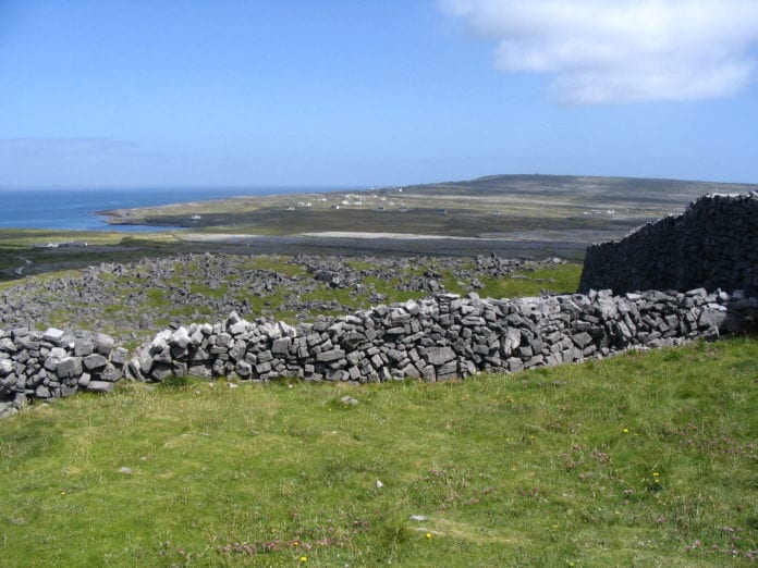 Galway Daily festival o'flaherty news €100,000 for Inis Mór coastal protection works