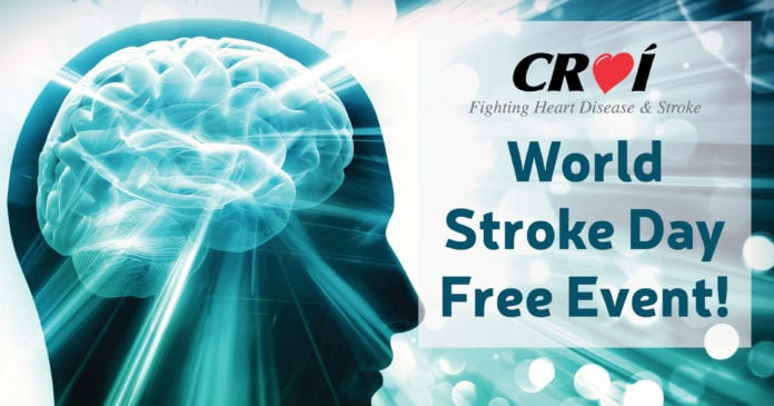 free stroke day event croi public talk short film