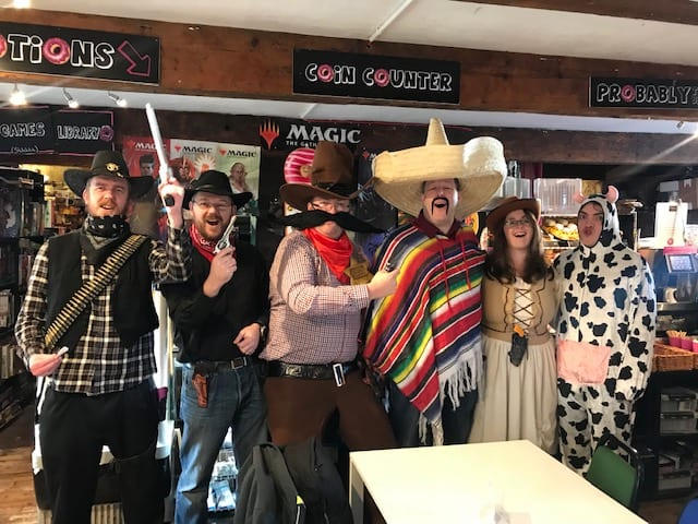 Galway Daily life & style Get your game-a-thon for Cancer Care West