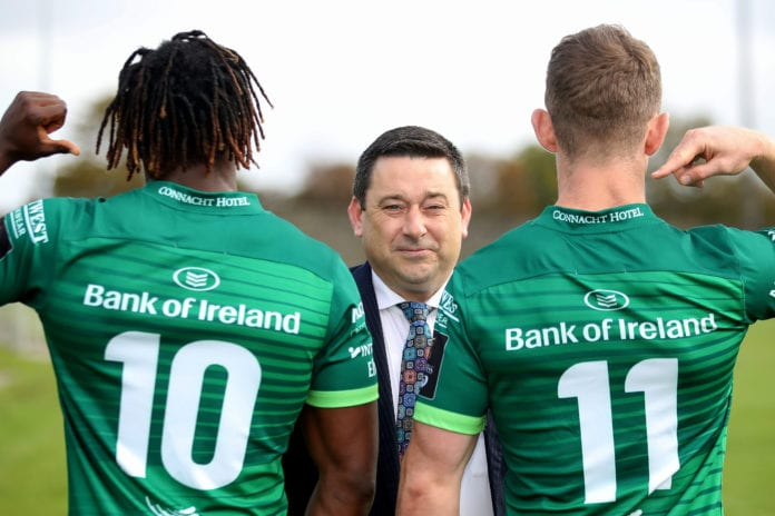 Galway Daily sports The Connacht Hotel and Connacht Rugby