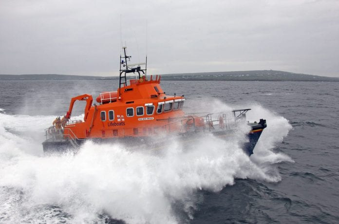 Galway Daily news Aran Islands RNLI called for multiple medical incidents in one morning