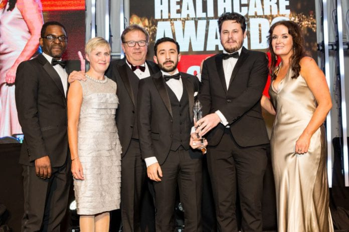 Galway Daily news NUIG spinout wins two national healthcare awards