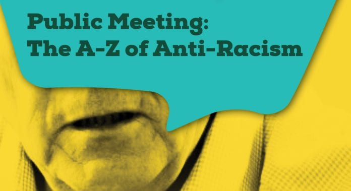 galway daily anti-racism meeting