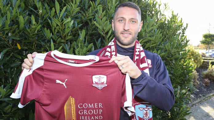 Galway Daily sport Shane Duggan signs for Galway United