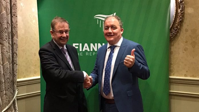 Gal;way Daily news Councillor Ollie Crowe elected to Seanad seat