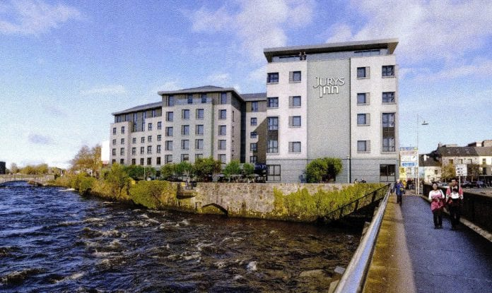 Galway Daily news An Bord Pleanála upholds approval for Jurys Inn hotel expansion