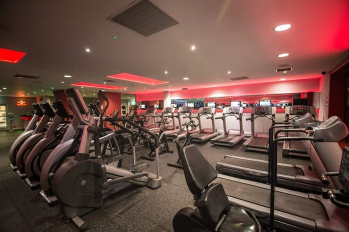 Galway Daily life & style Active Fitness gym and leisure centre