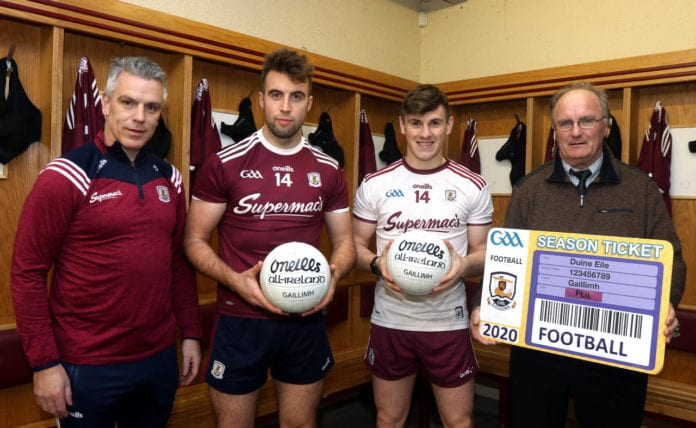 Galway Daily GAA 2020 season ticket football