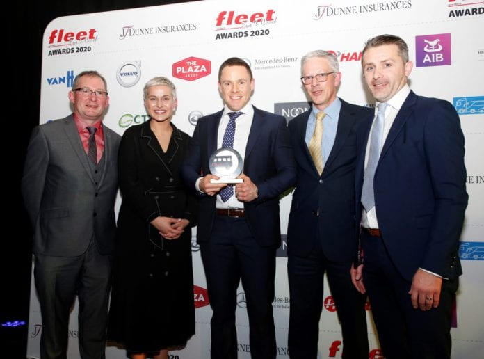 Galway Daily business GoBus named best intercity coach operator in Ireland