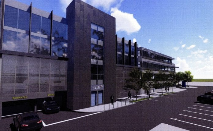 Galway Daily news multi-storey car park plans