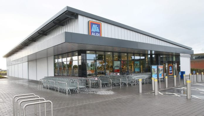 Galway Daily news Aldi chooses Portumna store to trial new 100% recycled plastic bags