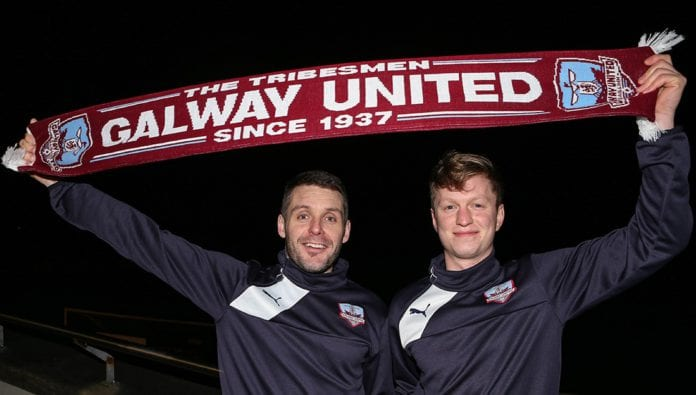 Galway Daily soccer Timmy Molloy signs with Galway United