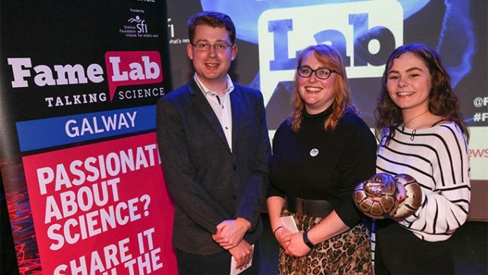 Galway daily science Share your love of science at FameLab Galway