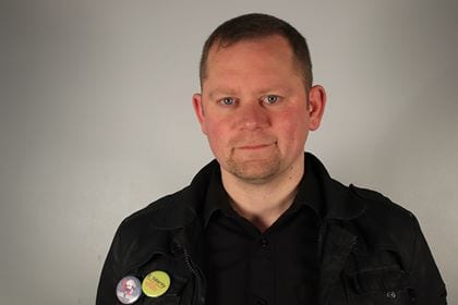 Galway Daily news Conor Burke solidarity election candidate