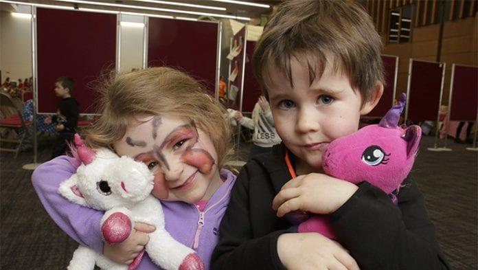 Galway Daily news NUIG teddy bear hospital