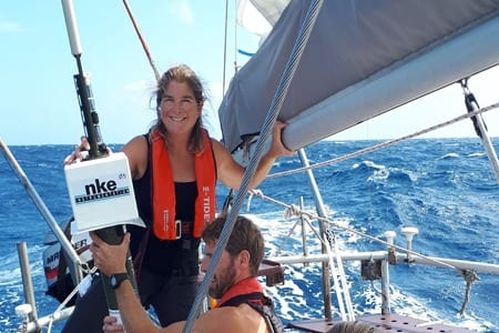 Galway Daily news Family deploys argo float on sailing voyage