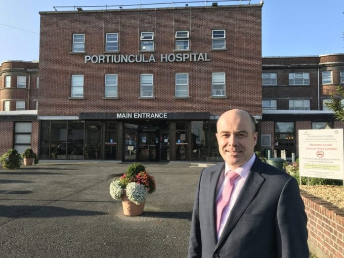 Galway Daily news Modular outpatient department to open at Portiuncula Hospital next month