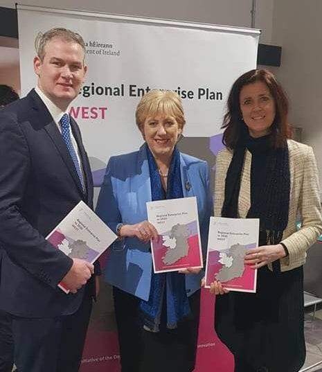 Galway Daily business Over 8,000 jobs supported by Enterprise Ireland in Galway