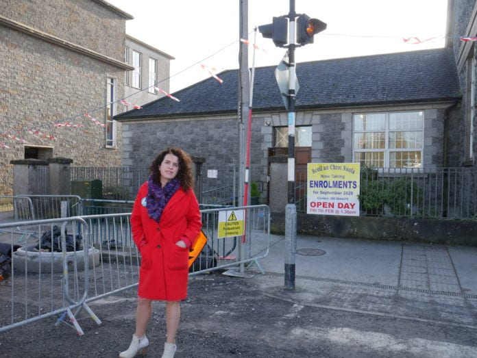 ballinasloe polling station access galway daily