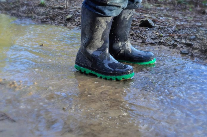 Galway Daily life & style Wardrobe for wellies at galway 2020