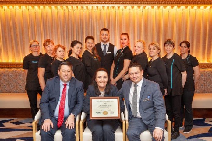 Galway Daily news Connacht Hotel award for accommodation services