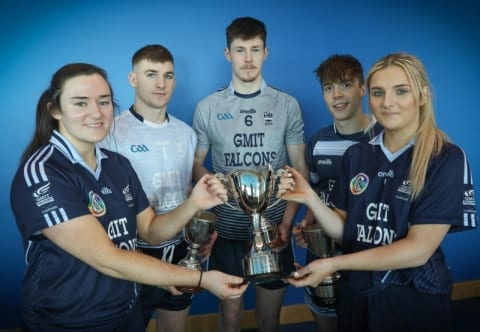Galway Daily sport GMIT launches new sports brand The Falcons