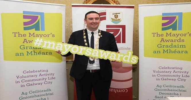Galway Daily news Mayor's Awards nominations deadline