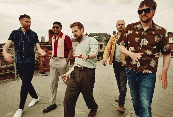 Galway Daily arts & Culture tickets on sale for the Kaiser Chiefs at GIAF 2020