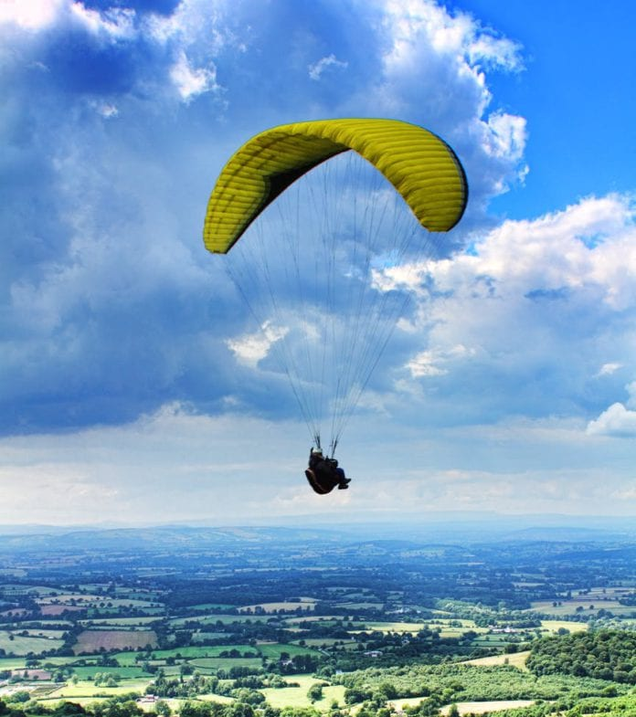 Galway Daily news Skydive for Galway Hospice attracts almost €10,000 in pledges