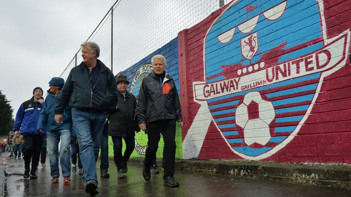 Galway United sports Lottery for season ticket holders to attend Galway United games