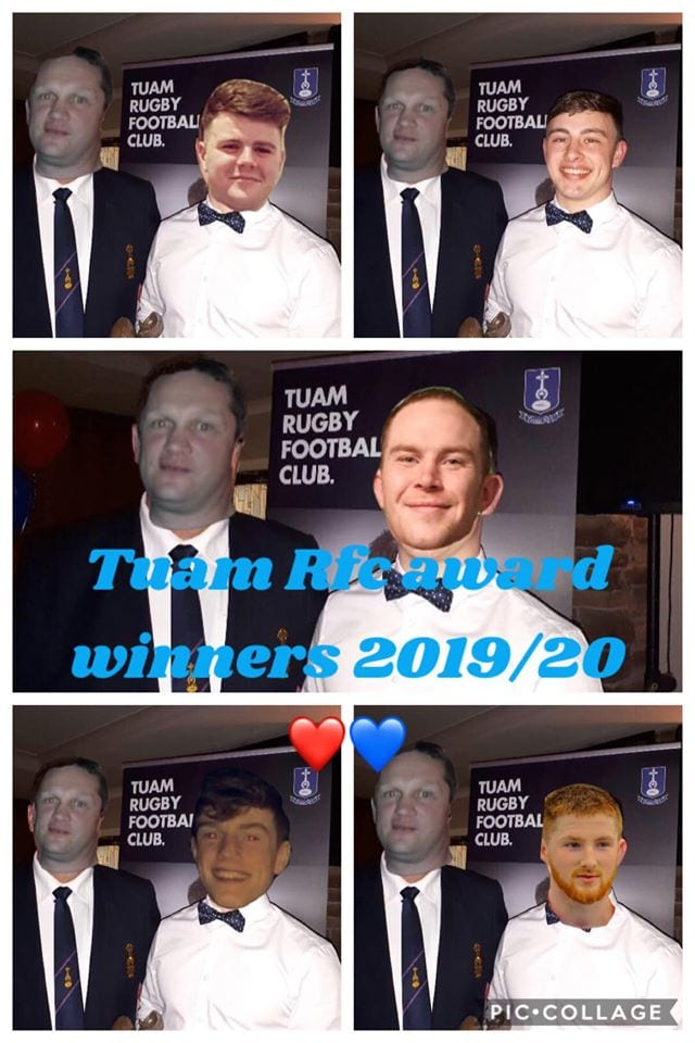 tuam rfc player of the year