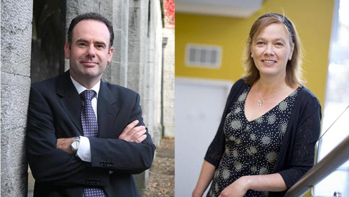 Galway Daily news NUIG professors named field leaders by Health Research Board