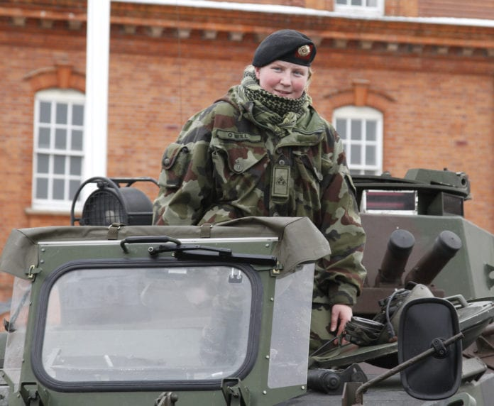 defence forces galway daily