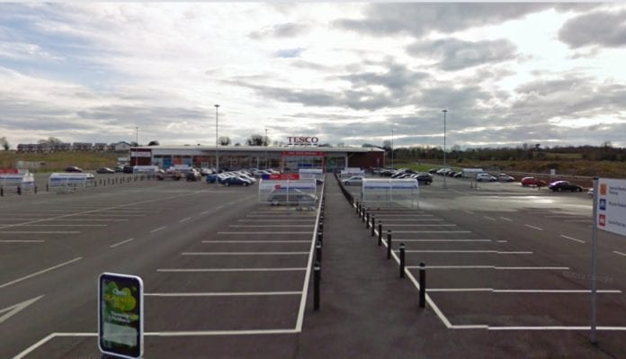 Galway Daily news Tesco submit cafe plans for Ballinasloe supermarket