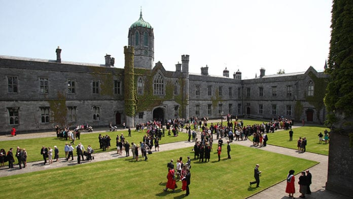 Galway Daily news NUIG holding virtual graduation ceremony for over 300 students