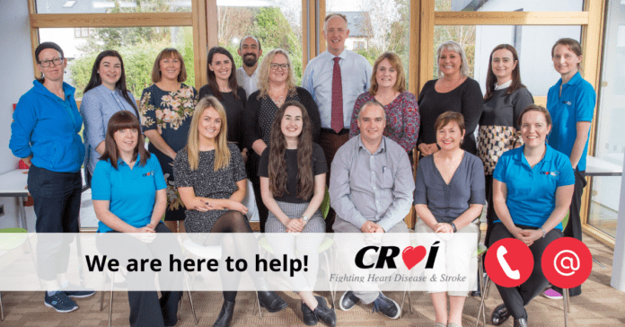 Galway Daily news Local heart charity supports effort to combat coronavirus