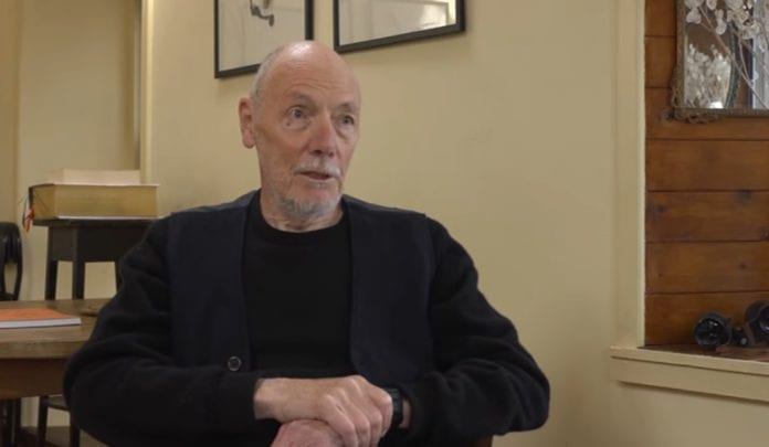 Galway Daily news Tributes paid to Connemara author Tim Robinson killed by Coronavirus
