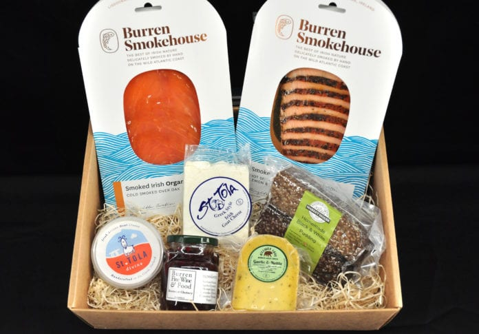 Galway Daily life & style Enjoy the taste of the Burren in a basket this Spring