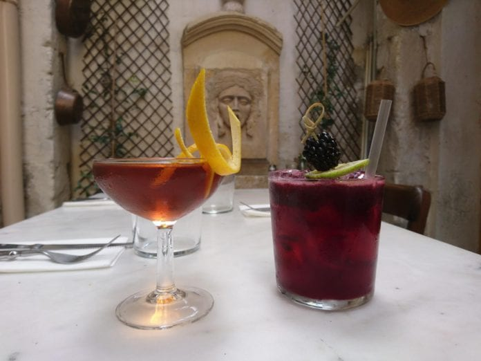 bramble cocktail galway daily