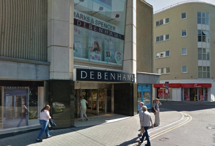 Galway Daily business Galway Trades Council throws support behind Debenhams staff