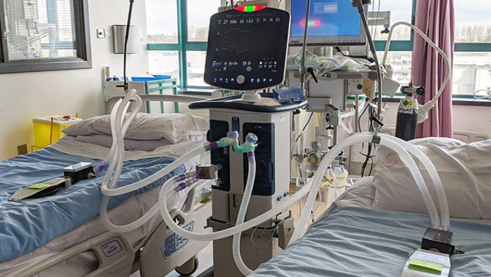 Galway Daily news Galway team create system that lets two people be treated with one ventilator simultaneously