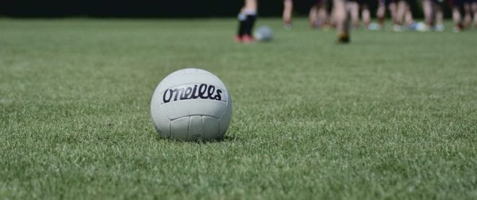 gaa ball football gaelic galway daily funding