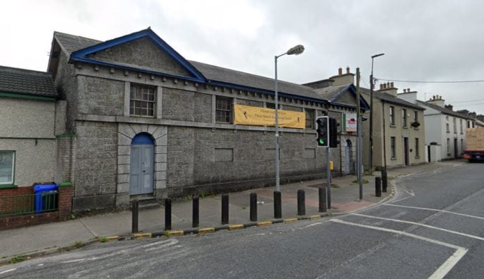 Galway Daily news Facelift in the works for Ballinasloe Parochial Hall