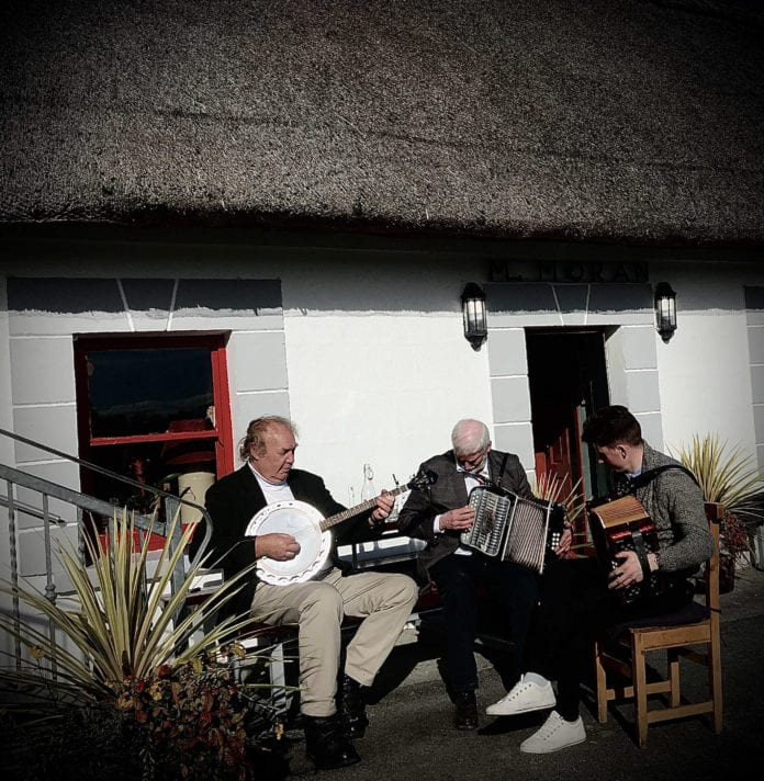 Galway daily news tg4 traditional music series