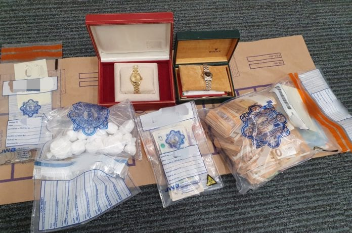 Galway Daily news Gardaí seize €31,000 in drugs and cash in Ballybane raid